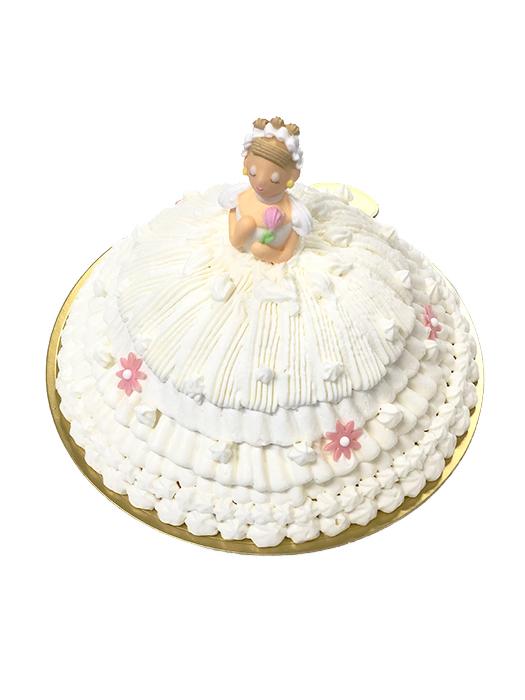 Patisserie遊心 デコレーションケーキ